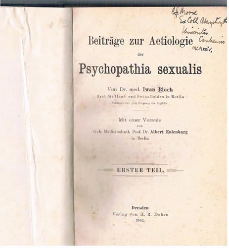 Psychopathia sexualis 1966