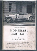 Horseless Carriage.  The Motor-Car in England.