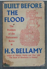 BELLAMY, H. S.. (Hans Schindler, Elmar Brugg, Rudolf Elmayer von Vestenbrugg?)