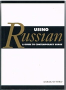 Using Russian. A guide to contemporary usage.