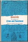 Doestoevsky: the notebooks for Crime and Punishment