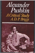 Alexander Pushkin A Critical Study