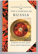 The Cooking of Russia Sainsbury Cookbook Series.