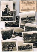 Mosel 12 Originalphotos nach Naturaufnahmen.