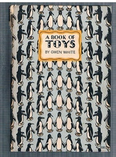 A Book of Toys.  Editor N B L Pevsner