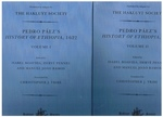 Pedro Páez's History of Ethiopia, 1622. Complete in 2 volumes.  Translated