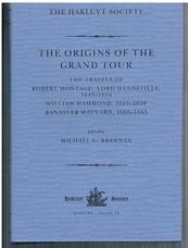 BRENNAN, Michael G. (Ed.) (Montagu, Hammond, Maynard)