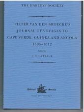 LA FLEUR, J D (Ed.) (Pieter Van Den Broecke)