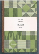 P'esy.  Plays With an Introduction by F. M. Borras. Russian Plain Texts.