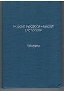 Kazakh (Qazaq) - English Dictionary.