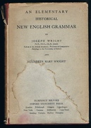 An Elementary Historical New English Grammar.