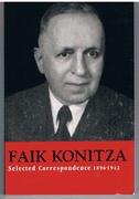 Faik Konitza Selected Correspondence 1896-1942