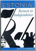 Estonia Return To Independence. Post-Soviet Republics.