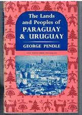 The  Lands and Peoples of Paraguay & Uruguay With 23 photographs and a map.