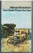 And Quiet Flows the Don. Translated from the Russian by Stephen Garry. Penguin Modern Classics.