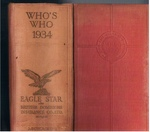 Who's Who 1934. An Annual Biographical Dictionary with which is incorporated