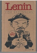 Lenin for Beginners Revised Edition by A & Z. A Writers & Readers Documentary Comic Book.