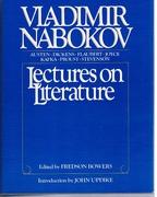 Lectures on Literature (Austen Dickens Flaubert Joyce Kafka Proust Stevenson).  Edited by Fredson Bowers. Introduction by John Updike.