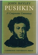 Pushkin.  A Comparative Commentary.