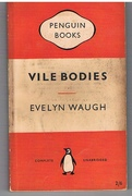 Vile Bodies. Penguin Books 136.