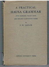 TAYLOR, F. W..