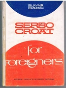 Serbo Croatian for foreigners.