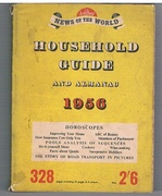 Household Guide and Almanac 1956 A book for the family and the home. Horoscopes