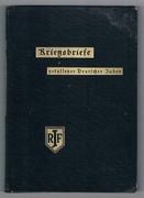 Kriegsbriefe gefallener Deutscher Juden