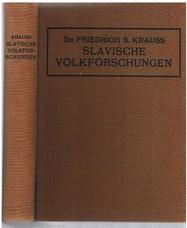 KRAUSS, Dr Friedrich S..