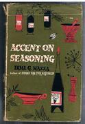 Accent on Seasoning.
