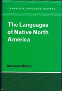 The Languages of Native North America. Cambridge Language Surveys.