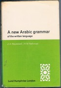 A new Arabic grammar of the written language. Second Edition (revised)