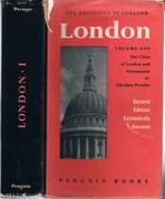 London: Volume One - The Cities of London and Westminster (The Buildings of England BE 12). Second edition, extensively revised.