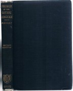 Grammar of the Gothic Language containing the Gospel of St. Mark, Selections from the Other Gospels and the Second Epistle to Timothy with Grammar, Notes and Glossary. Second Edition.