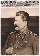 """The Death of Marshal Joseph Stalin ""Illustrated London News: Saturday, March 14"