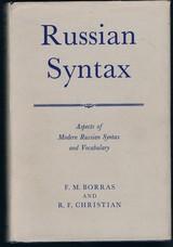 BORRAS, F.M. & CHRISTIAN, R. F.