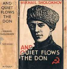 SHOLOKHOV, Mikhail Sholohov