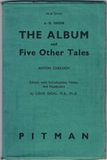 The Album and Five Other Tales. [Albbom] Edited, with introduction, Notes, and Vocabulary. New Series.