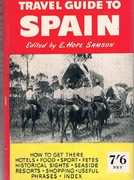 Spain. Everybody's Pocket Travel Guide to Spain. Illustrated by Photographs and Map.
