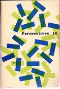 Perspectives: Number Ten.  Winter 1955.