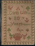 A Girl's Life Eighty Years Ago. Selection from the Letters of Eliza Southgate Bowne.  With an introduction by Clarence Cook. Illustrated with portraits and views.