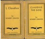 I, Claudius & Claudius the God. The Albatross Modern Continental Library. Volumes 266 and 290. Copyright Edition. 'Extra' volumes.