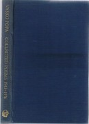 Vasko Popa Collected Poems 1943 - 1976. Translated by Anne Pennington with an introduction by Ted Hughes.