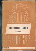 The English Teacher. Fiction: A Novel of Live (sic) in India. Guild Books No. A 14. Austrian Edition.