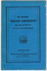 LANGENSCHEIDT, Prof. G..