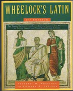 Wheelock's Latin. Revised by Richard A. LaFleur. 7th edition.