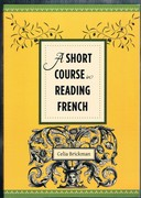 A Short Course in Reading French.