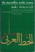 Write to Left.  Book I: The Macmillan Arabic Course. Introduction to Script and Pronunciation.
