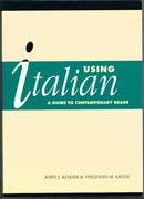 Using Italian: a guide to contemporary usage.