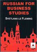 Russian for Business Studies. Russian Studies.